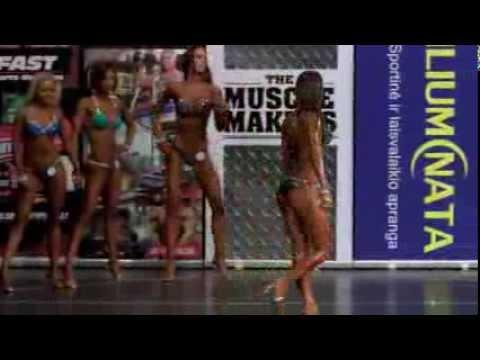 Vilniaus kultūrizmo, fitneso ir bikinio taurės varžybos 2015-10-18