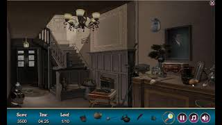 Game Haunted House - Hidden Objects