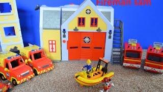 Fireman Sam Compilation Feuerwehrmann Sam