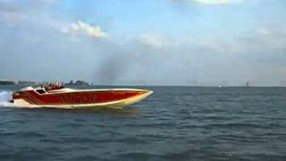 Fastest boat on Lake St. Clair