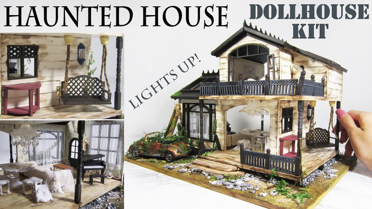 Dollhouse lighting how to get started dollhouse lighting a itook dollhouse lighting diy miniature haunted house lights up youtube building wiring diagram asfbconference2016 Choice Image