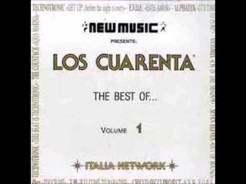 New Music - Italia Network - Los Cuarenta The Best Of... Vol. 1 (1990)