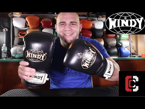 Windy Traditional Muay Thai Training Gloves Review (RE-UPLOAD)