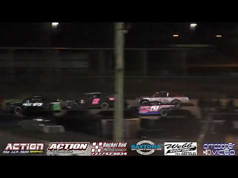 Borderline Brawl B Main #1 Waycross Motor Speedwar 2/23/29