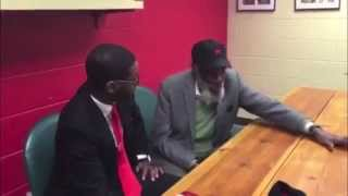 Interview with Dick Gregory