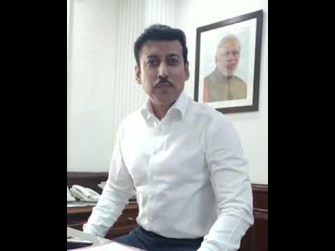 Hum fit toh India fit Minister Rajyavardhan Rathore sets fitness challenge