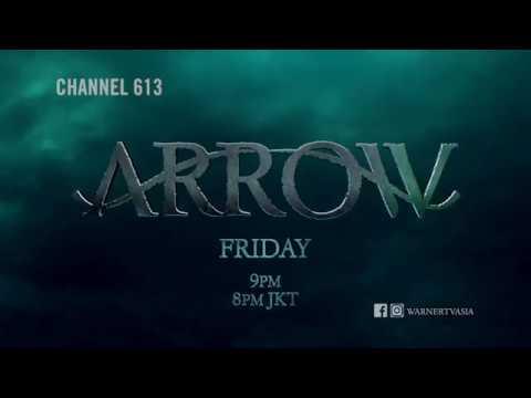 unifi TV: Arrow Season 6 - SAME DAY as the US (Warner TV HD Channel 613) [HD]