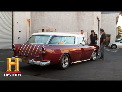 Counting Cars Stunning 66 Corvette Revs Danny Up Season 9 History Youtube
