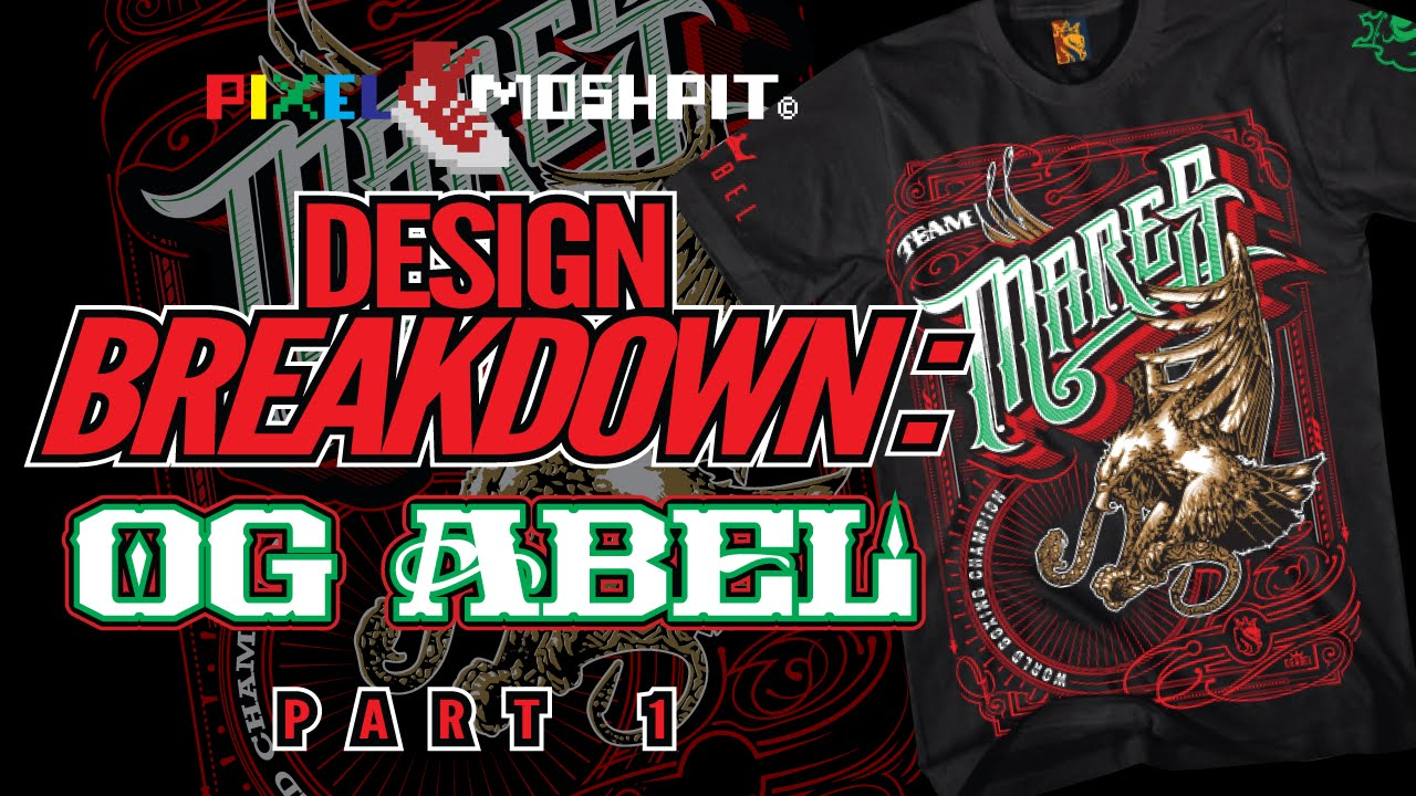 Design Breakdown Og Abel Part1 Youtube