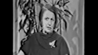 AYN RAND ON JOHNNY CARSON part 1 of 2