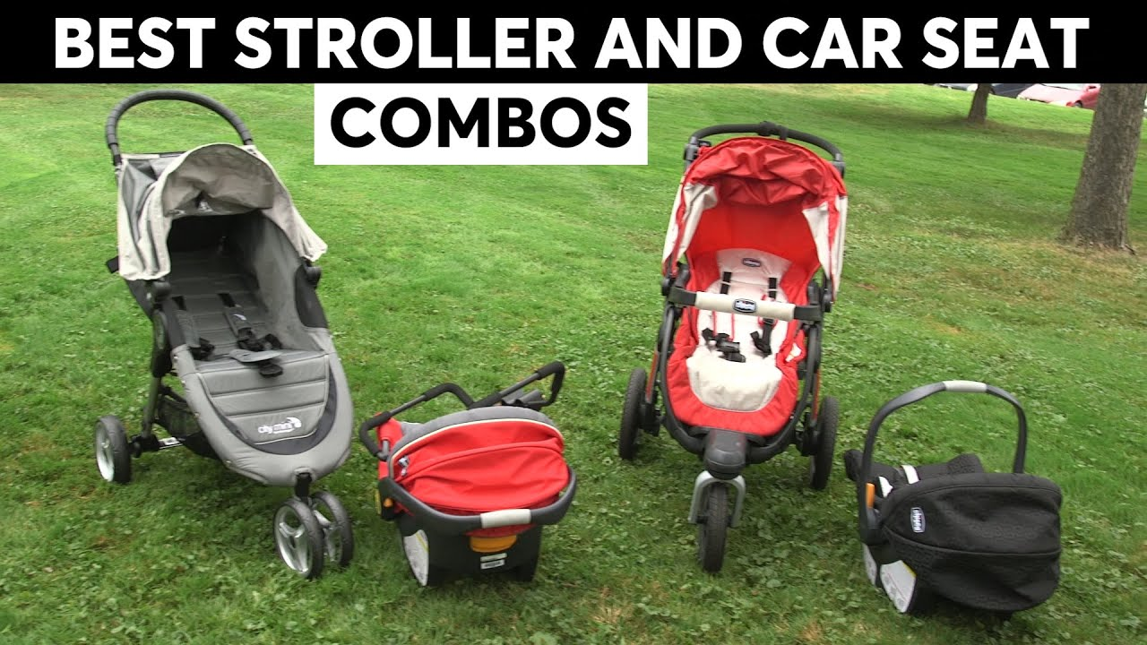 Best Stroller And Car Seat Combos Consumer Reports