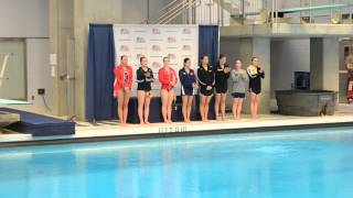 Boston University Swim & Dive