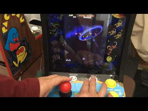 Volume Button -  Teardown and Fix my issue - Arcade1up Countercade Pacman from Johnny Liu