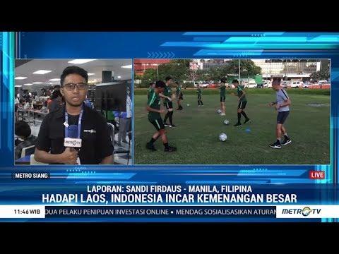Timnas U-23 Hadapi Laga Hidup Mati Menuju Semifinal SEA Games 2019