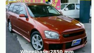 2001 Nissan Stagea 250 RX Walkaround and Features