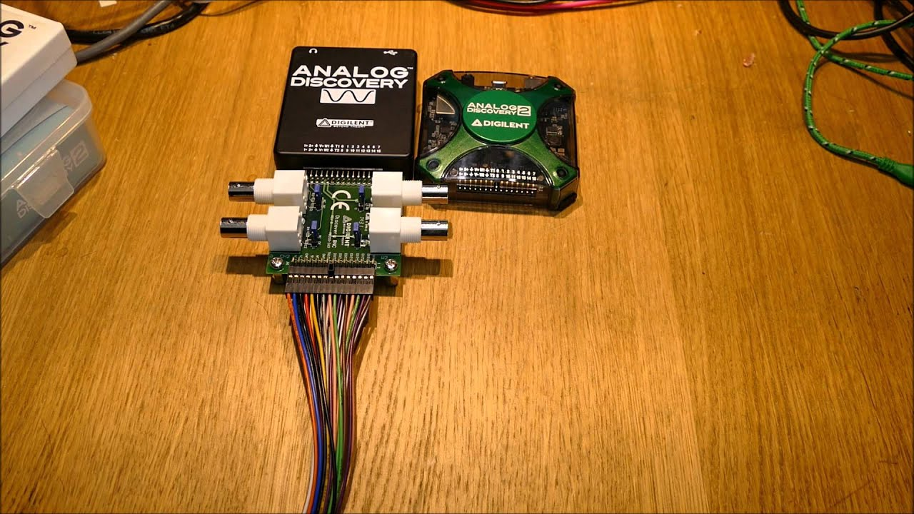 Review: Digilent Analog Discovery 2 | Hackaday