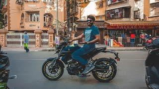 Yamaha MT-15 | Chota Bheem | DBS VLOGS