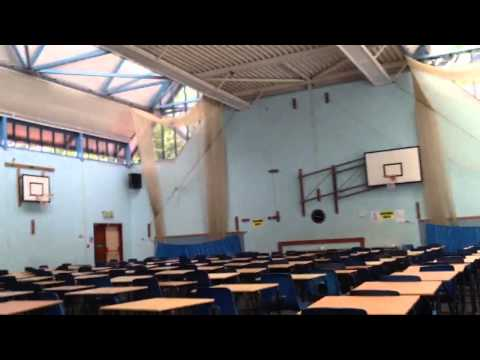 Last One In Exams, Invigilators Left!