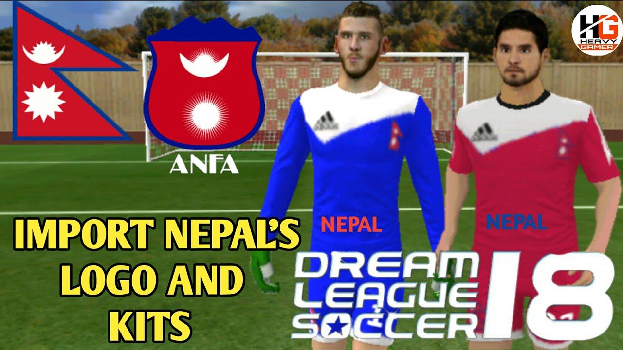 Import Team Nepal Logo & Kits