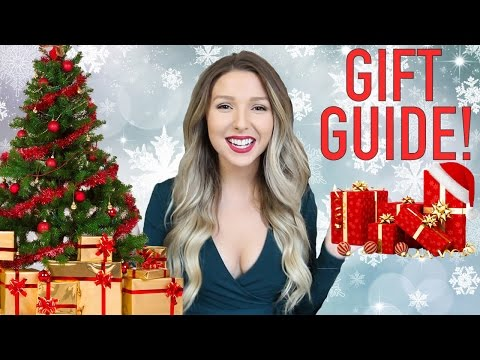 HOLIDAY GIFT GUIDE 2016! (FOR HIM) *UNDER $100*