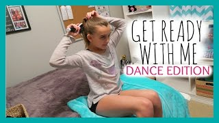 GET READY WITH ME DANCE EDITION