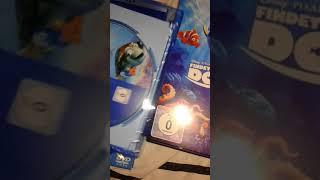 Unboxing Findet Nemo & Findet Dorie Blu Ray
