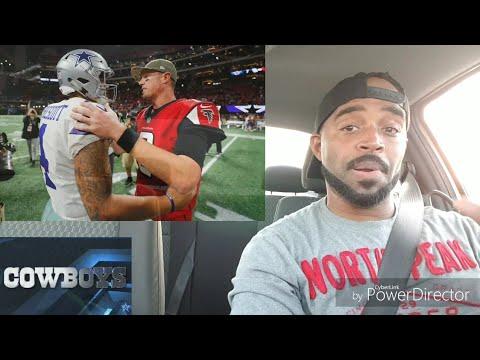 Enough with the Leighton Vander Esch crap Cowboy Nation needs to focus on the Atlanta Falcons