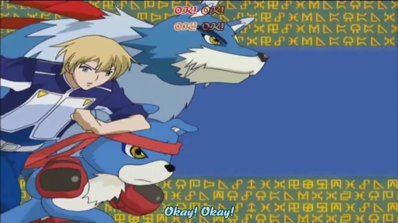 Digimon Data Squad Folge 1 Deutsch