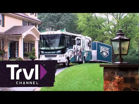 4 Ultimate Tailgating RVs - Travel Channel
