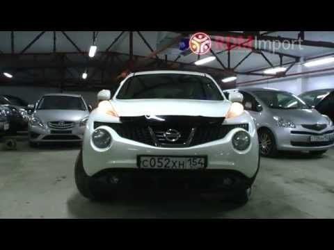 Nissan Juke 2011 год 1.6 л.4WD от РДМ-Импорт