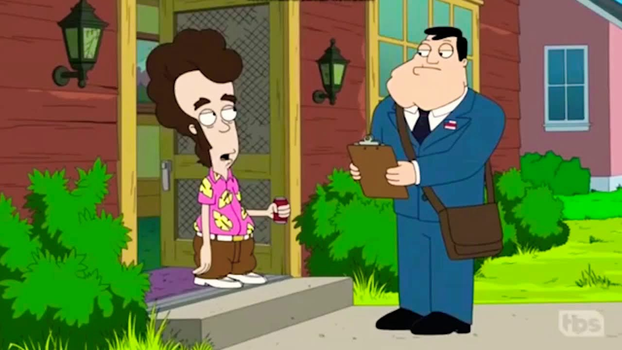 Download American dad - Stan Smith's funniest moments