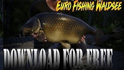 How to Download EURO Fishing Waldsee for Free!!!|Commentary|Link in Description|