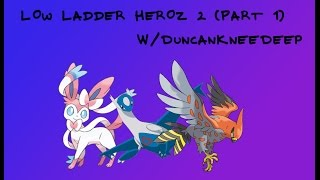 Low Ladder Heroes 2 (Part 1) Battles w/ DKD
