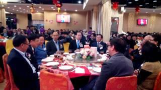 香港路德會社會服務處2014至2015週年聚餐
