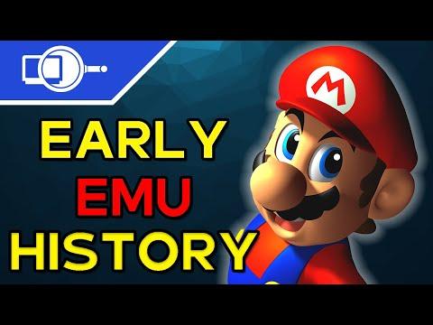 Early Nintendo Emulation - ft. Beta64, TetraBitGaming, ThomasGameDocs, Akfamilyhome [GameIntus]