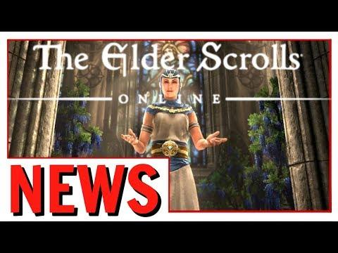 Elder Scrolls Online: ESO Plus Membership Improvements, Freebies and Discounts Coming