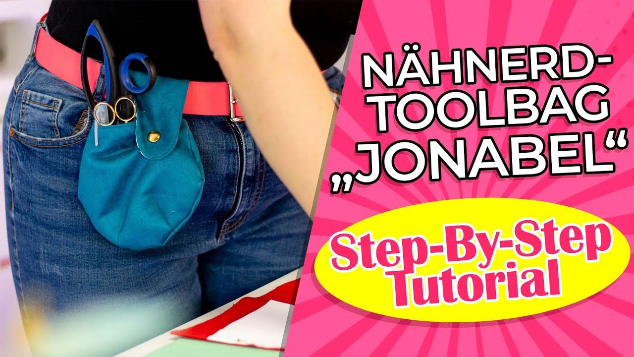 How To: Minibag Jonabel nähen