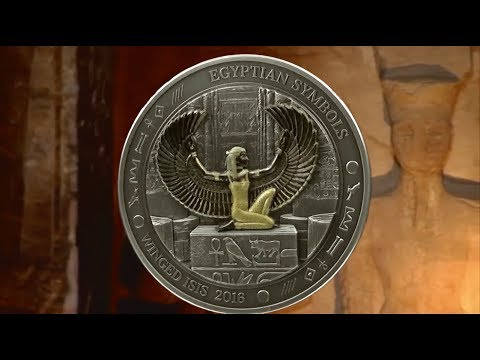 Göttin Isis Symbol