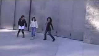 Jill Criscuolo rehearsing dance routine @ Mount Rushmore SD