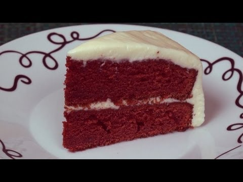 Valentine 39 s day red velvet cake recipe youtube for Valentine cake recipes with pictures