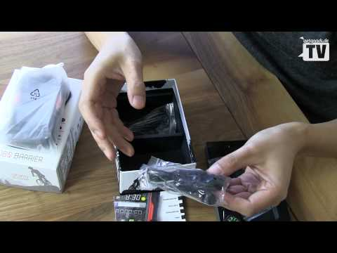 Unboxing - Utano T180 Barrier Outdoor Smartphone