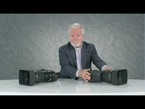Introducing the Canon CJ45ex9.7B and CJ45ex13.6B Broadcast Lenses