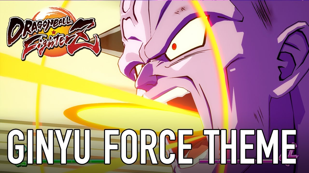Dragon Ball Fighterz Ps4 Xb1 Pc Ginyu Force Theme Soundtrack Video Youtube