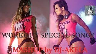 Punjabi & English Mix (DJ AKELA) | GYM WORKOUT Special | Latest Mashup Song 2019