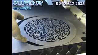 Лазерная резка металла (стали) на ЧПУ лазере