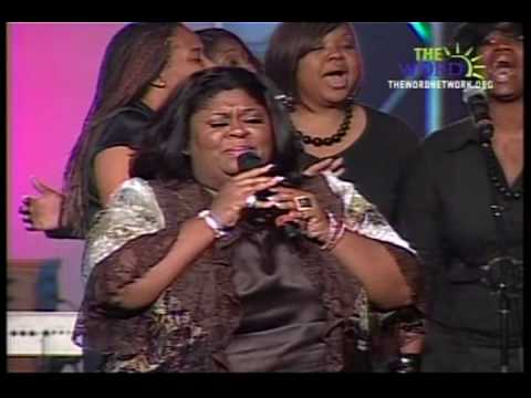 Vickie Winans Kim Burrell & Vanessa Bell Armstrong - Nobody But Jesus