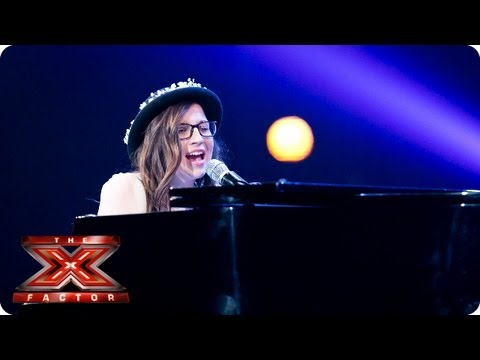 Abi Alton sings I Wanna Dance With Somebody by Whitney -- Bootcamp Auditions -- The X Factor 2013