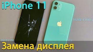 Заміна дисплея iPhone 11