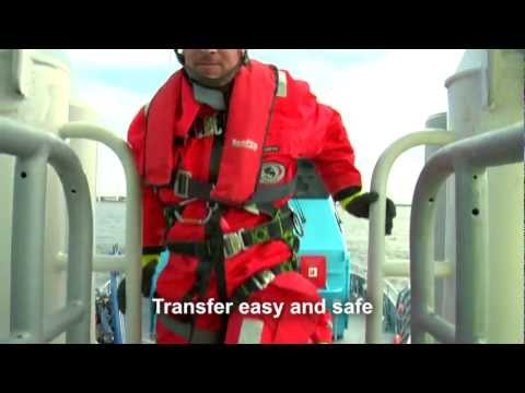 Meriaura -  Crew Transfer & Windfarm Service Vessel - Mobimar 18 'Wind'