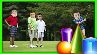 DIVNÉ TVARY!! (Golf w/ MenT, Wedry, House)